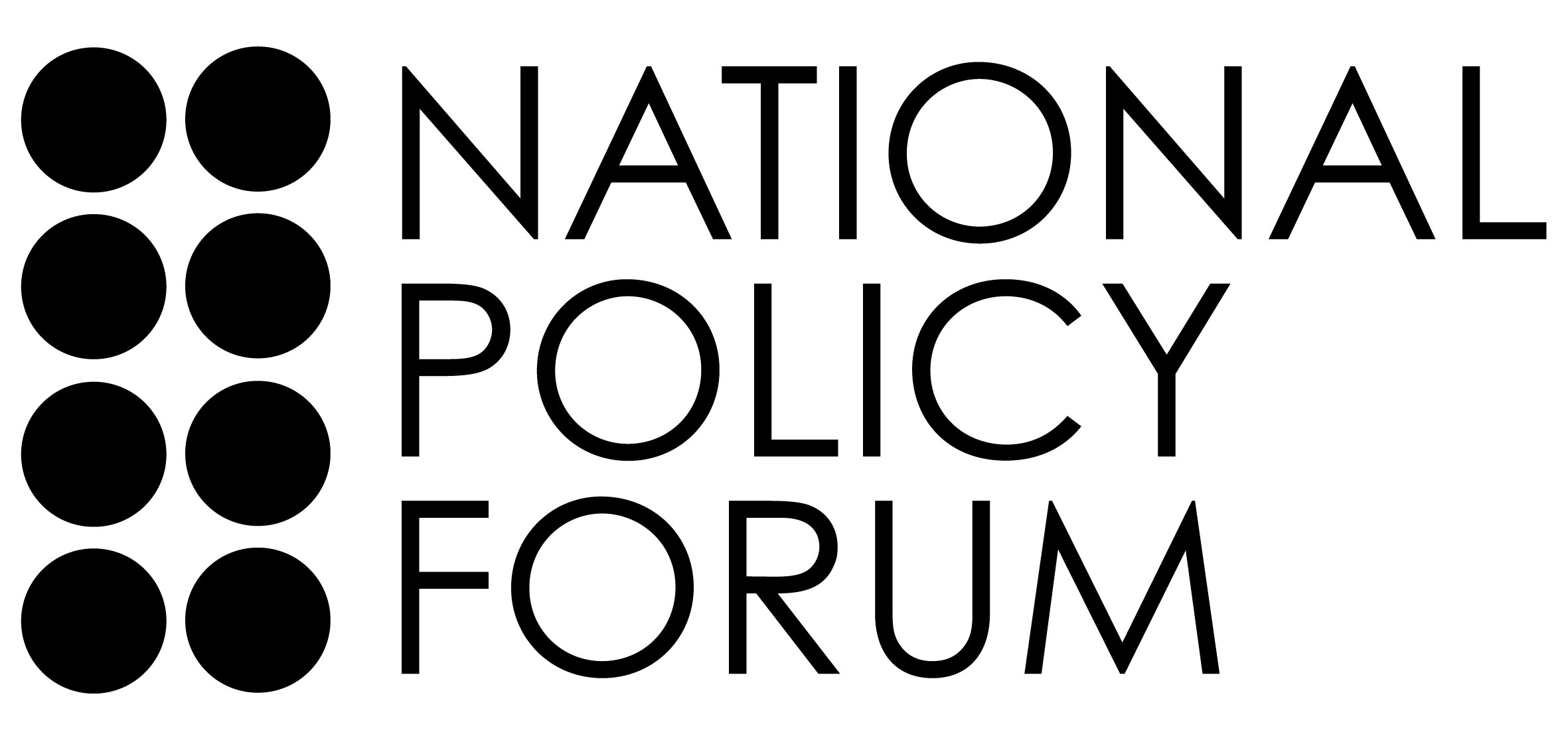 National Policy Forum logo